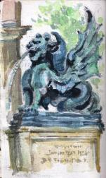 St. Michel Fountain, Paris