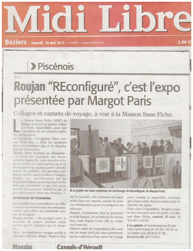 Herault regional newspaper