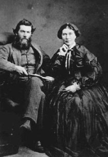 Manoah & Martha Steeves - founders of Steveston