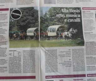 Regional newspaper describes the symposium