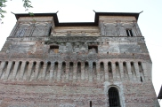 Palazzo Barbo, our excursion destination
