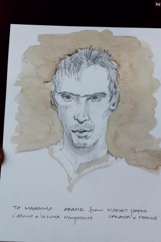 Massimo portrait